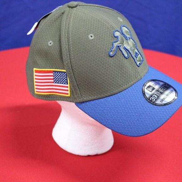 5f25d032 New Era Accessories | Indianapolis Colts Salute To Service | Poshmark